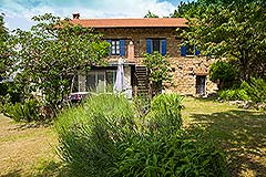 Langhe Stone House for sale in Piemonte. - Restored Langhe Stone House