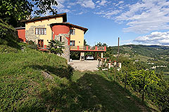 Country House for sale in Piemonte - Character Property with the most  stunning views